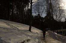Snart skitur