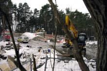 Store inngrep i Ekebergskogen